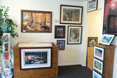 Amantes Custom Frame Gallery Picture Framing Services And Art Gallery